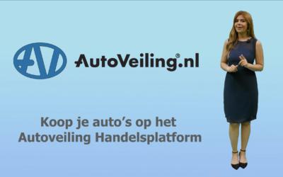 Koop je auto's op het Autoveiling Handelsplatform